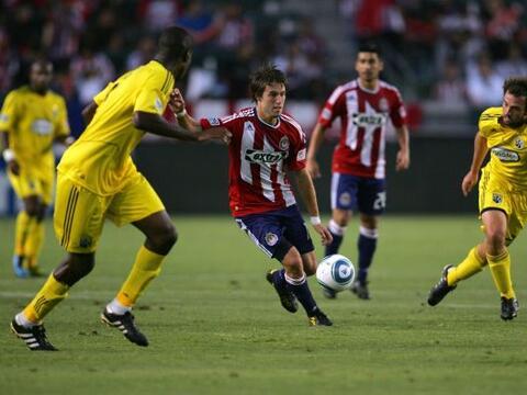 Chivas USA demostró que está en franca mejoría y le...