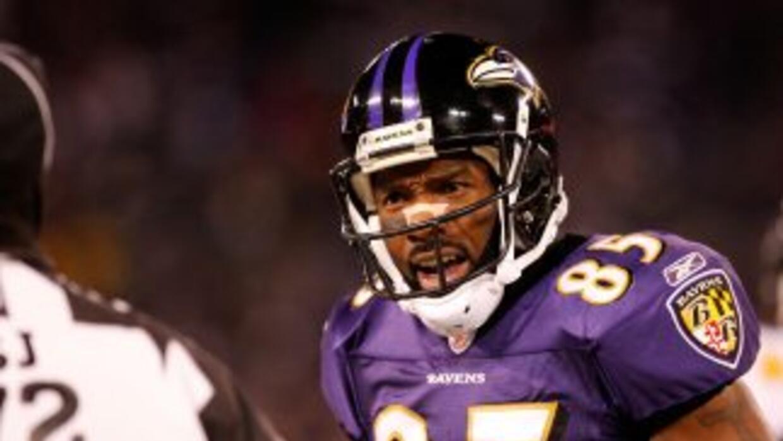Derrick Mason jugó 15 temporada en la NFL.