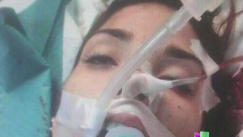 Suman diez los muertos en Venezuela. En la imagen, Miss Turismo, Genes...