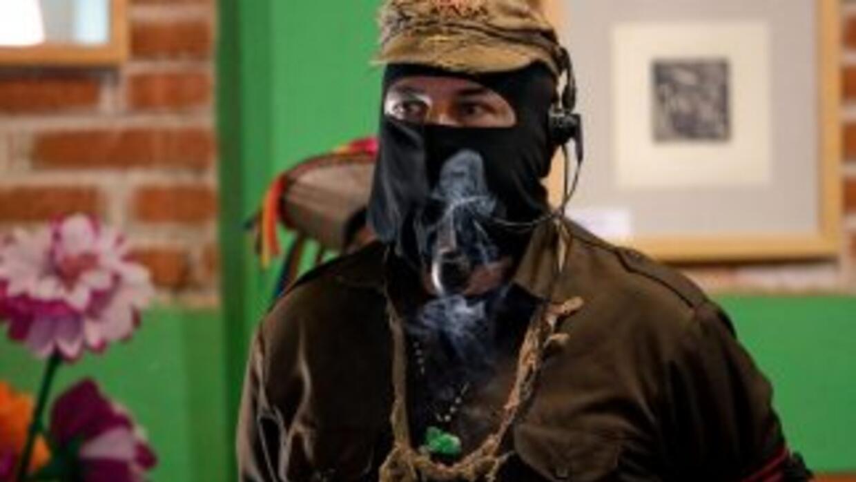El Ejército Zapatista de Liberación Nacional (EZLN) es comandado por el...
