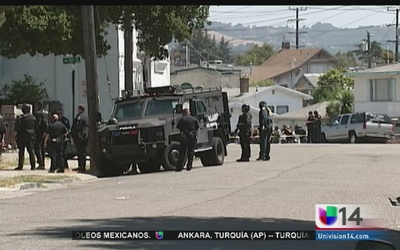 Detienen a 18 miembros de pandilla de Oakland