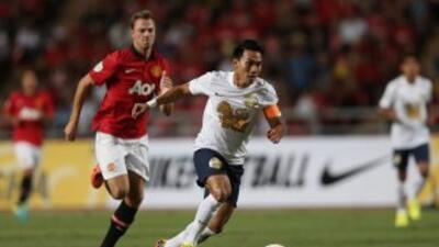 El Singhan venció al Manchester United en su primer partido de pretempor...
