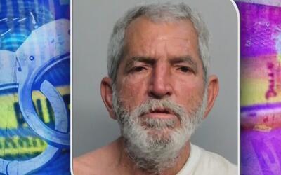 Hombre desamparado es acusado de agredir en la cara a una oficial de pol...