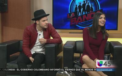 Alejandra y William dan últimos tips para audicionar en La Banda