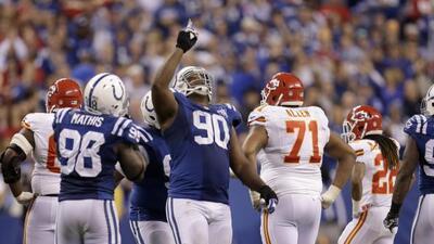 Partidos como el Chiefs vs. Colts son una muestra del valor de tener sol...