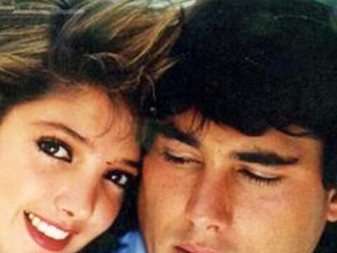 ¿Recuerdas cuando Adela Noriega y Eduardo Yáñez tuv...