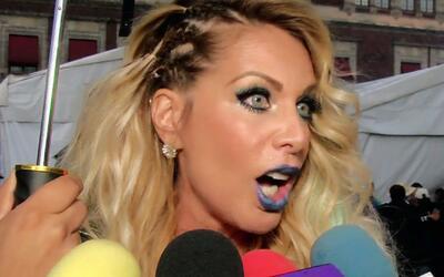 Chisme aclarado: Lorena Herrera le envió un mensaje a quien copia su estilo