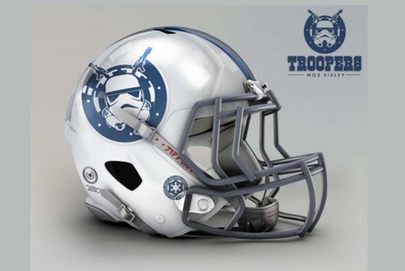 Eisley Troopers (Foto cortesía: John Raya).