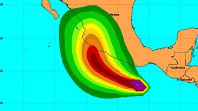 Tormenta Tropical Patricia