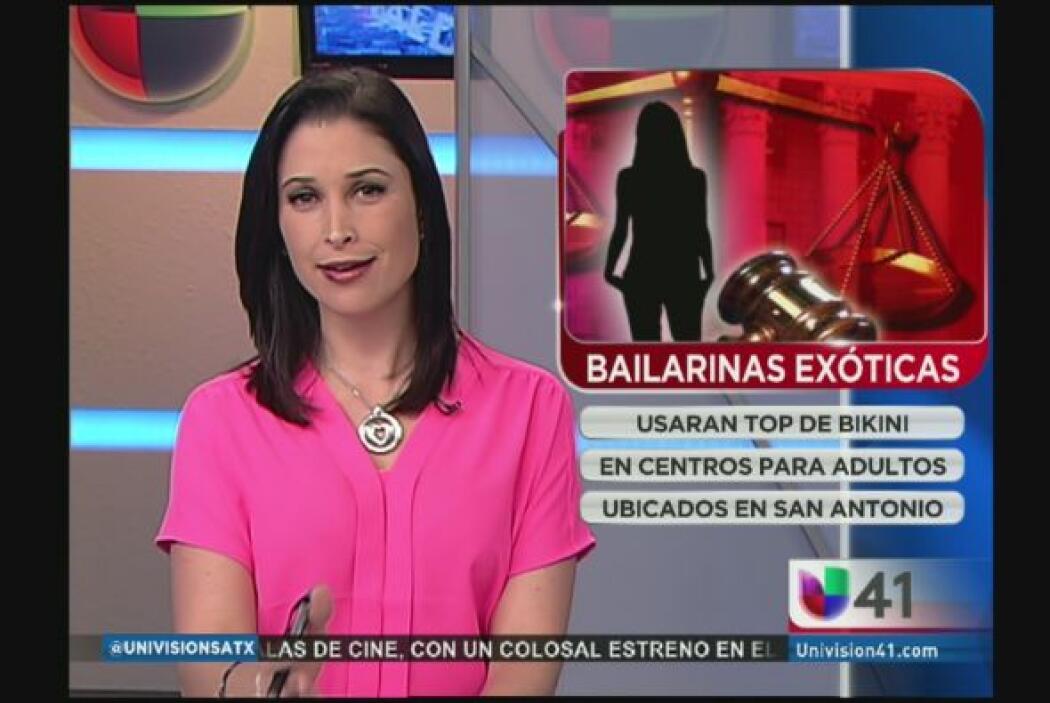 En San Antonio, bailarinas exóticas tendrán que bailar tapadas. Un juez...