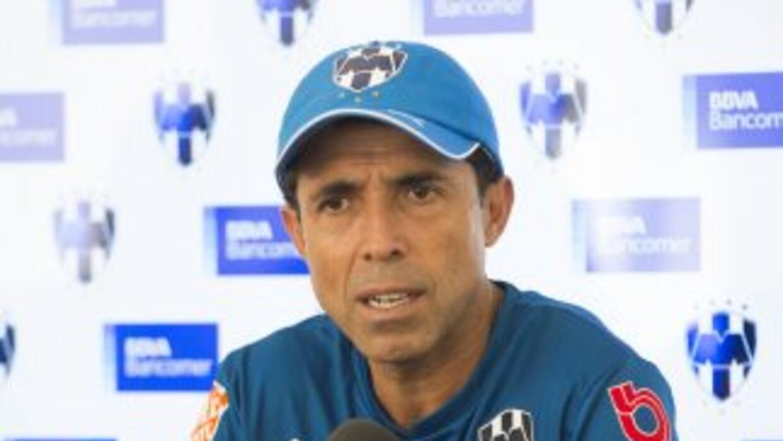 Carlos Barra, director técnico de Rayados.