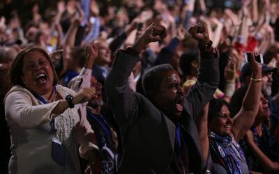 Las reacciones de los hispanos tras el discurso de despedida de Barack O...