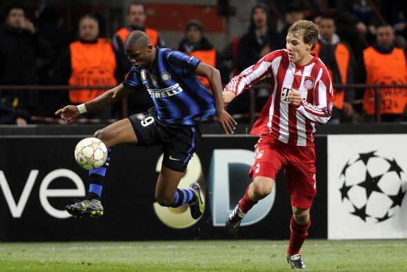 El Inter hizo los necesario en la pasada Final para derrotar a los bávar...
