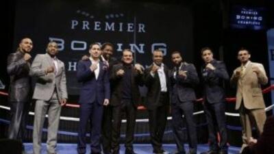 Al Haymon y NBC presentan peleas: Thurman-Guerrero, Broner-Molina y Garc...