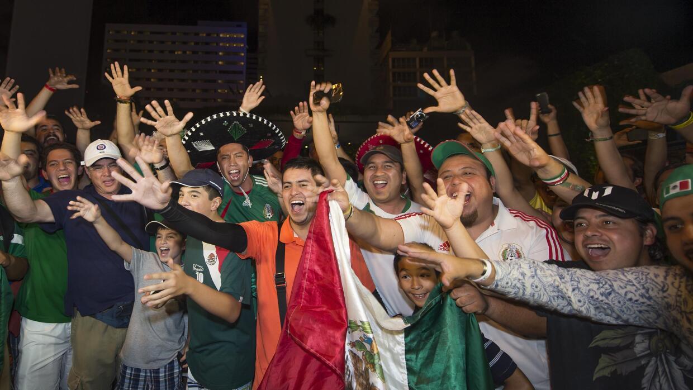 Afición Selección Mexicana