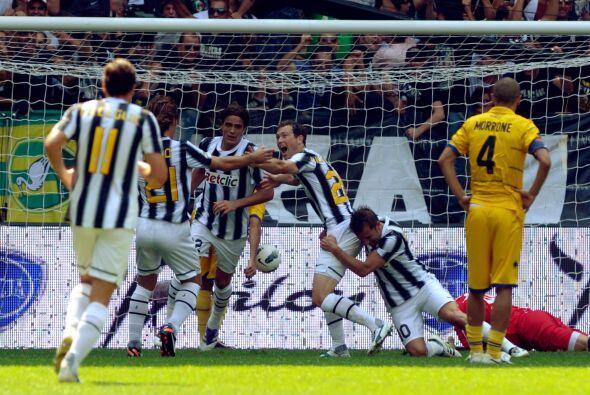 Los 'Bianconeri' se enfrentaban al Parma.