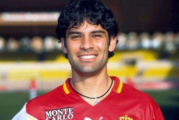 En el 2003, consiguió levantar la Copa de Francia, luego de que el Mónac...
