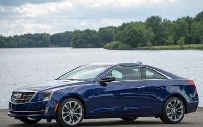 El Cadillac ATS Coupé está equipado con un motor 2.0 litros Turbo, que a...