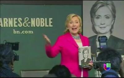 Hillary Clinton habla de Bengasi en Chicago