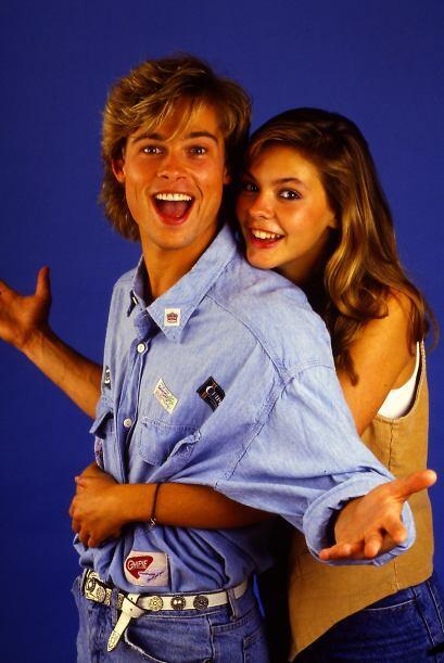 Mucho se rumoró que la actriz y el actor tuvieron un lindo romance.