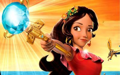 Elena, la princesa latina