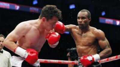 Harris derrotó a Páez por decisión dividida (Foto: Zander)