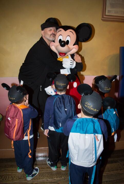 Miguel Bosé hijos