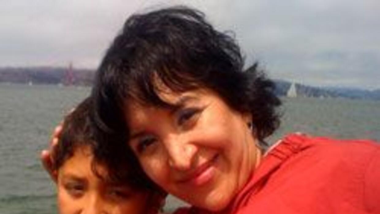 Eréndira Juárez, ganadora del concurso Tillamook.