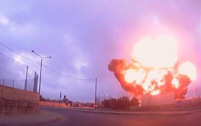 Avión se estrella poco después de despegar en Malta