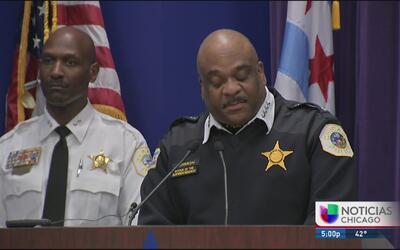 Operativo contra las pandillas en Chicago