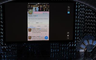 Twitter en los Oscar