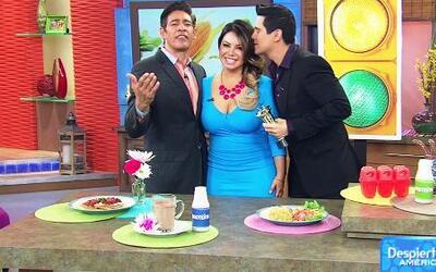 Consejos de Chiquis y Alejandro Chabán para una dieta exitosa