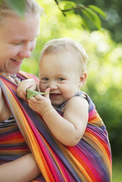 De acuerdo con el Proyecto 'Natural Child', cuando cargamos a nuestro be...