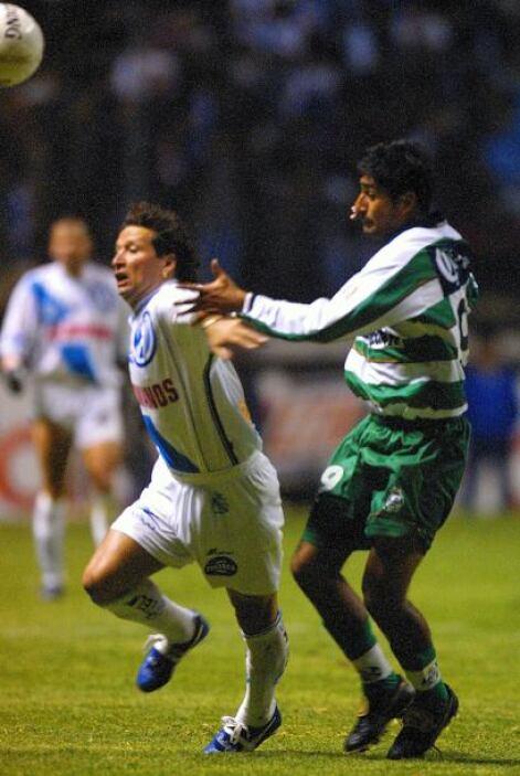 Un año más tarde y tras cederlo a Vélez el entonces dueño de la 'Franja'...