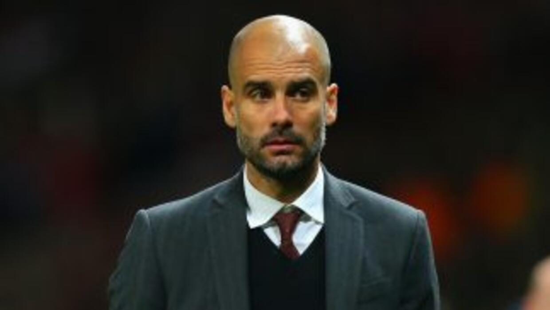 Pep reconoció que Bayern Munich no tiene el mismo nivel de hace algunos...