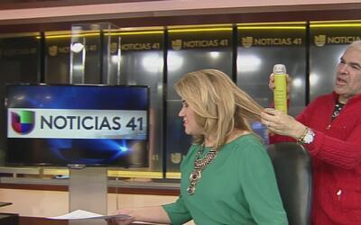 'El desafío del maniquí' llegó a Univision Nueva York