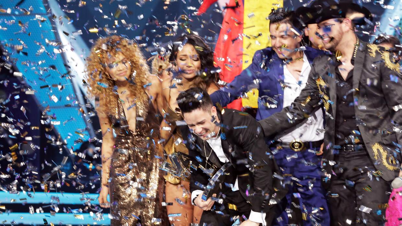 Nayi: 'No puedo creer que gané y este premio es para Venezuela'