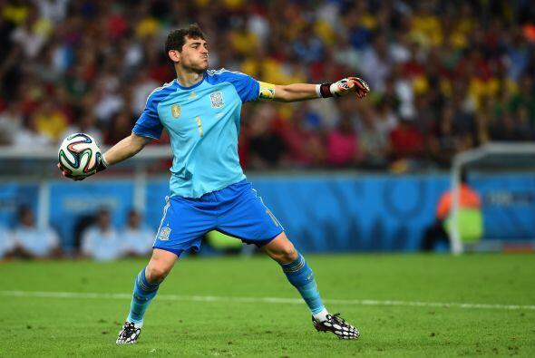 Iker Casillas, histórico portero del Real Madrid, ha tenido altibajos la...