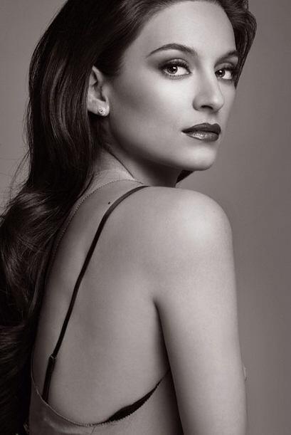 En este papel la actriz nos mostrará lo sexy que puede ser.