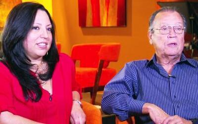 Padre e hija son talentos de Univision