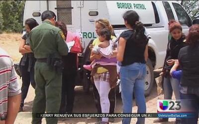 Guardia Nacional a la frontera texana