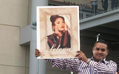 Selena Quintanilla fue aceptada en el Salón de la Fama