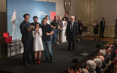 El estudio paraguayo Gabinete de Arquitectura recibió el premio León de...