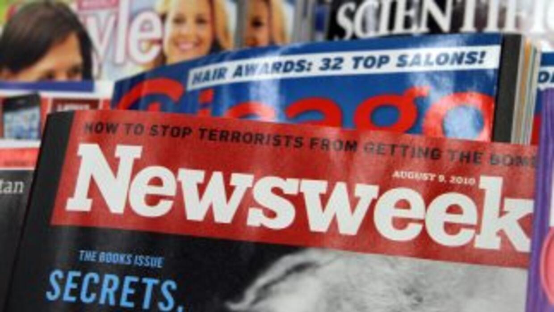 Tras 80 años como líder mundial, el semanario Newsweek dejará de imprimi...