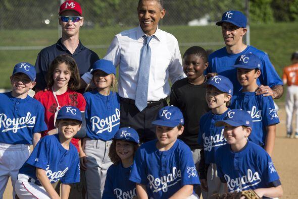 Fue una agradable experiencia para las futuras estrellas de beisbol de E...
