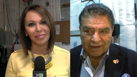 ¿Qué inspira a María Elena Salinas y a Don Francisco?