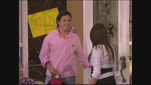 Una Familia de Diez   Martina sufre por Ricky