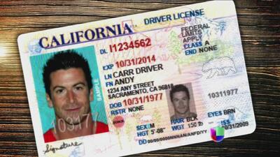 La licencia de conducir para indocumentados ya va en camino a California