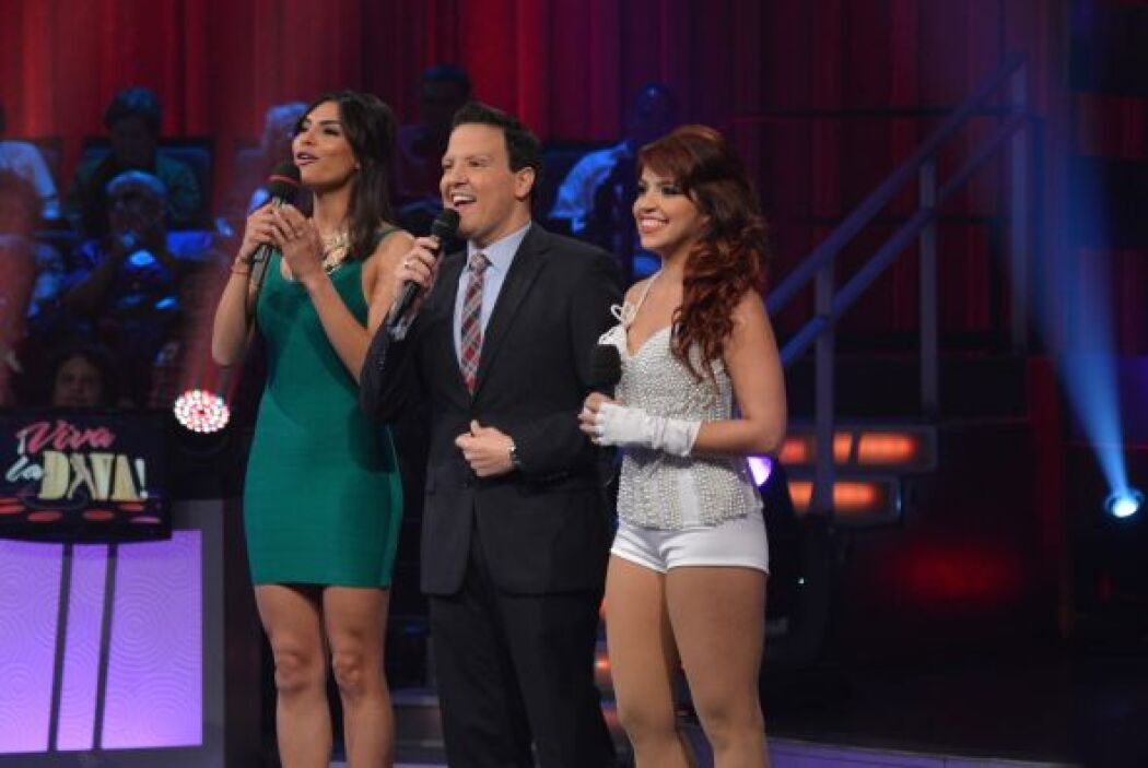 La bella Alejandra le dio una gran sorpresa a nuestra concursante.