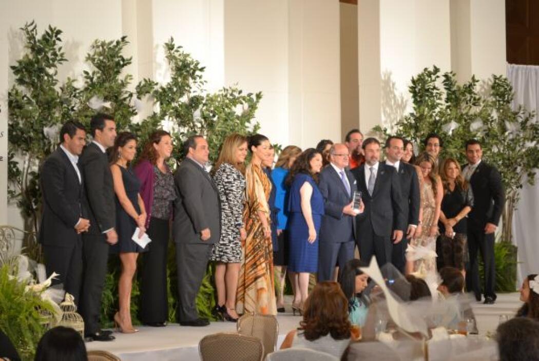 """Pamela Silva Conde participo en un evento de la organización """"Amigos for..."""